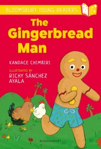 Cover Gingerbread Man: A Bloomsbury Young Reader