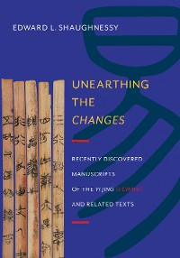 Cover Unearthing the Changes