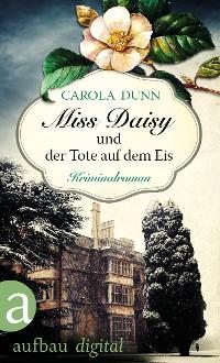 Cover Miss Daisy und der Tote auf dem Eis