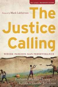 Cover Justice Calling