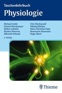 Cover Taschenlehrbuch Physiologie