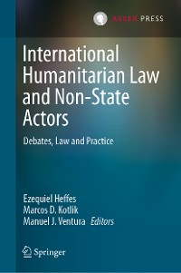 Cover International Humanitarian Law and Non-State Actors