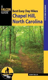 Cover Best Easy Day Hikes Chapel Hill