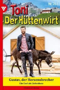 Cover Toni der Hüttenwirt 251 – Heimatroman