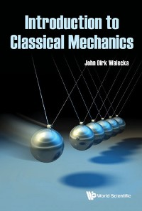 Cover Introduction To Classical Mechanics
