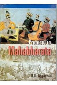 Cover Protocol in Mahabharata