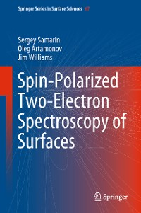 Cover Spin-Polarized Two-Electron Spectroscopy of Surfaces