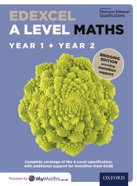 Cover AQA A Level Maths: Year 1 and 2: Bridging Edition