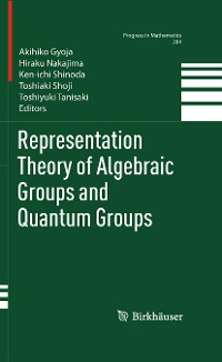 Cover Representation Theory of Algebraic Groups and Quantum Groups