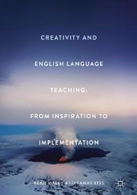 Cover Creativity and English Language Teaching