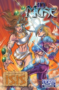 Cover 10th Muse vs. Legend of Isis: The Wizard