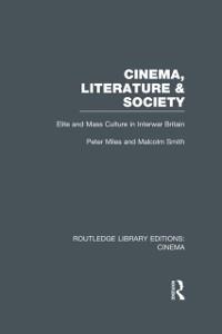 Cover Cinema, Literature & Society