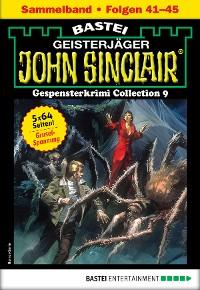 Cover John Sinclair Gespensterkrimi Collection 9 - Horror-Serie