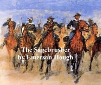 Cover Sagebrusher, A Story of the West