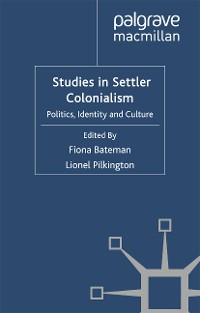 Cover Studies in Settler Colonialism
