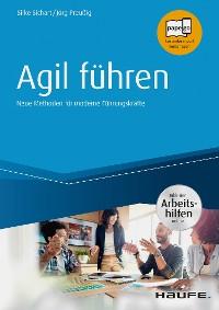 Cover Agil führen - inkl. Arbeitshilfen online