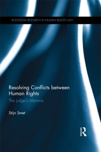 Cover Resolving Conflicts between Human Rights