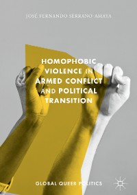 Cover Homophobic Violence in Armed Conflict and Political Transition