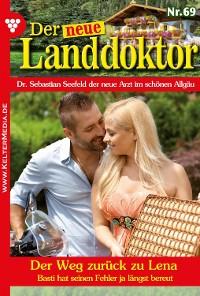 Cover Der neue Landdoktor 69 - Arztroman