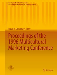 Cover Proceedings of the 1996 Multicultural Marketing Conference