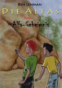 Cover Das Alfageheimnis