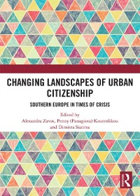Cover Changing Landscapes of Urban Citizenship