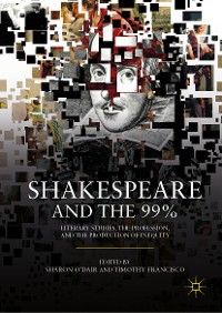 Cover Shakespeare and the 99%