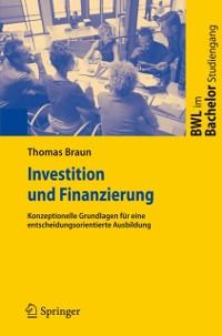 Cover Investition und Finanzierung