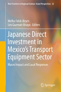 Cover Japanese Direct Investment in Mexico's Transport Equipment Sector
