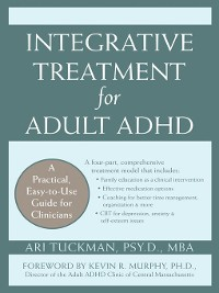 Cover Integrative Treatment for Adult ADHD