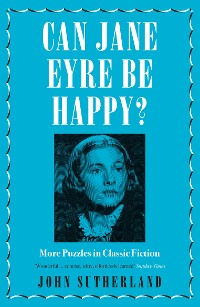 Cover Can Jane Eyre Be Happy?