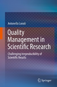 Cover Quality Management in Scientific Research