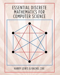 Cover Essential Discrete Mathematics for Computer Science