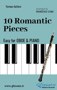Cover 10 Romantic Pieces - Easy for Oboe and Piano