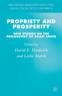 Cover Propriety and Prosperity