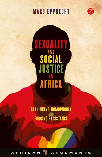 Cover Sexuality and Social Justice in Africa