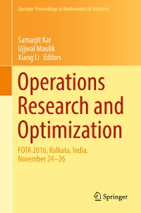 Cover Operations Research and Optimization
