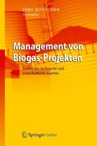 Cover Management von Biogas-Projekten
