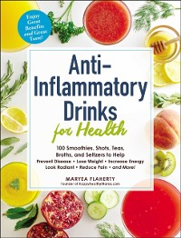 Cover Anti-Inflammatory Drinks for Health