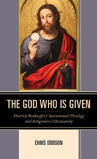 Cover The God Who Is Given