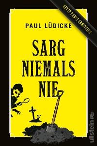 Cover Sarg niemals nie