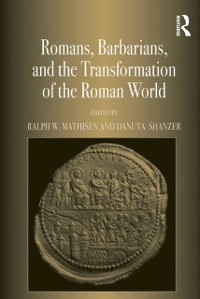 Cover Romans, Barbarians, and the Transformation of the Roman World