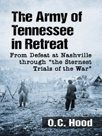 Cover The Army of Tennessee in Retreat