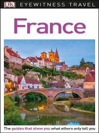 Cover DK Eyewitness Travel Guide France