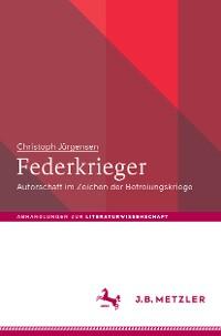 Cover Federkrieger