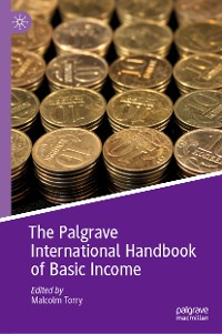 Cover The Palgrave International Handbook of Basic Income