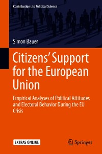 Cover Citizens' Support for the European Union