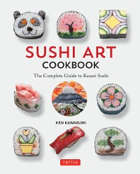 Cover Sushi Art Cookbook