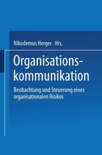 Cover Organisationskommunikation