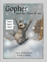 Cover Gopher and the Three Bears